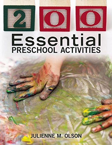 200 Essential Preschool Activities Format: Paperback