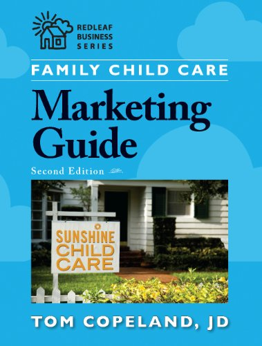 9781605541129: Family Child Care Marketing Guide, Second Edition (Redleaf Business Series)