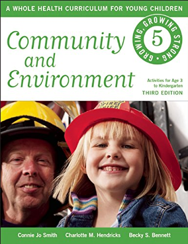 9781605542447: Community and Environment (Growing, Growing Strong)