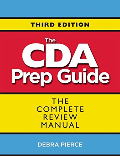 9781605542799: The CDA Prep Guide: The Complete Review Manual