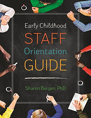 9781605544311: Early Childhood Staff Orientation Guide