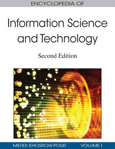 9781605660264: Encyclopedia of Information Science and Technology