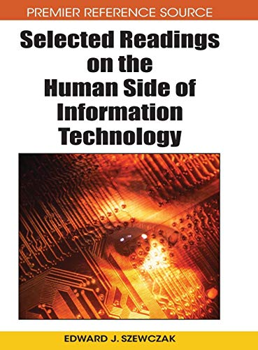 9781605660882: Selected Readings on the Human Side of Information Technology