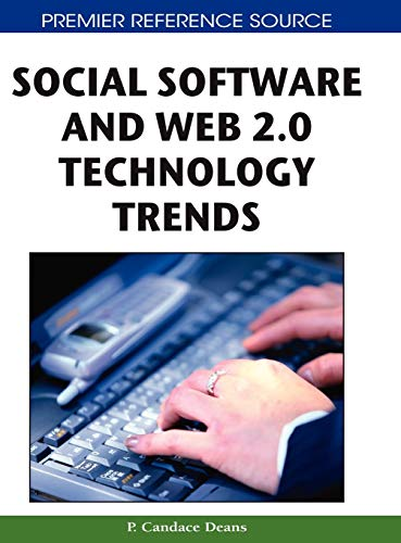 9781605661223: Social Software and Web 2.0 Technology Trends
