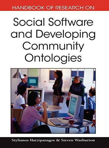 9781605662084: Handbook of Research on Social Software and Developing Community Ontologies