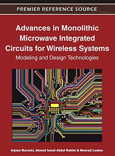 Advances in Monolithic Microwave Integrated Circuits for: Marzuki, Arjuna (Editor)/