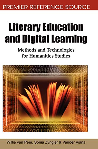 Literary Education and Digital Learning Methods & Technologies for Humanities Studies