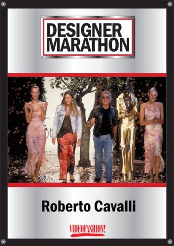 9781605750347: Videofashion Designer Marathon Volume 1 #12: Roberto Cavalli