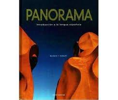 Panorama: Introduccion a La Lengua Espanola, 3rd: N/A