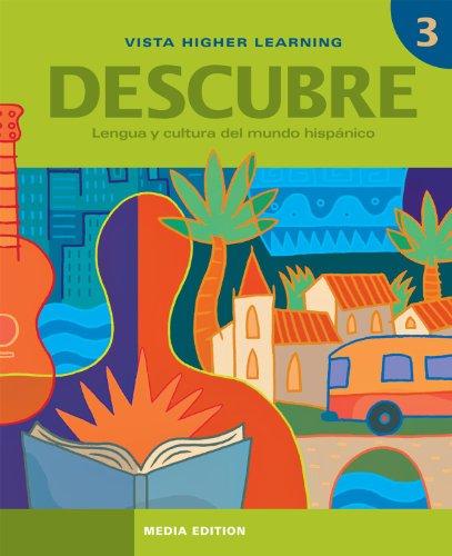 9781605760988: Descubre, Nivel 3,  Lengua Y Cultura Del Mundo Hispanico