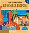 Descubre Teacher's Annotated Edition. Lengua Y Cultura Del Mundo Hispanico. Nivel 1: Blanco