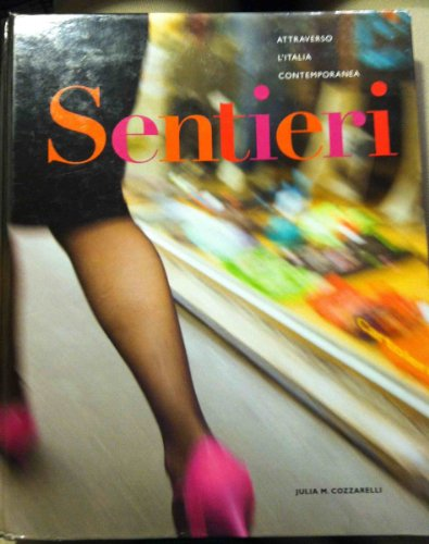 9781605761237: Sentieri Instructor's Annotated Edition