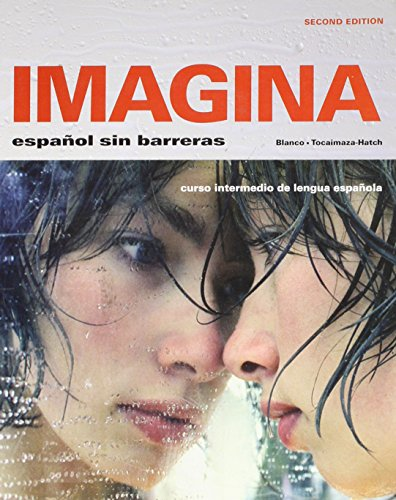 9781605762487: Imagina, 2nd Edition, Student Edition w/ Supersite Code