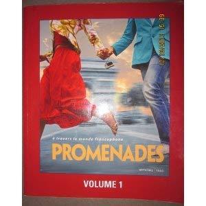 9781605762715: Promenades