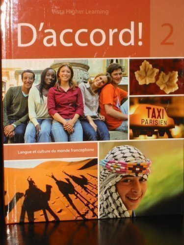 9781605763620: D'Accord! Level 2 Student Edition