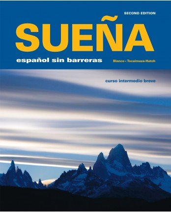 Suena, 2nd Edition – Student Edition w/ Supersite Code and Student Activities Manual