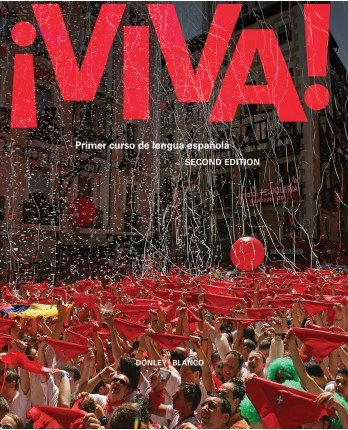 9781605763972: Viva 2nd Edition - Student Edition, Supersite Code and Workbook/Video manual