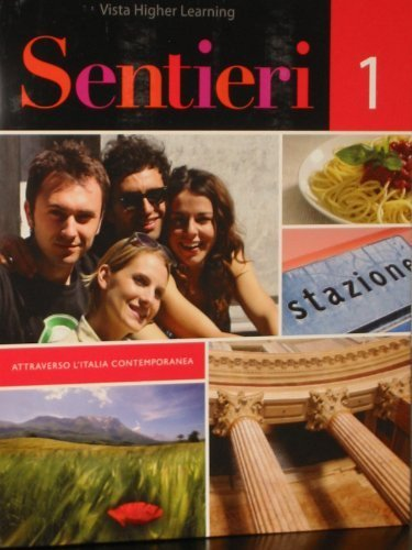 Sentieri: Attraverso L'italia Contemporanea (1): Cozzarelli, Julia M.