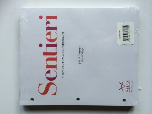 9781605767994: Sentieri Looseleaf Student Edition w/ Supersite, vText & WebSAM Code ~ Code Included