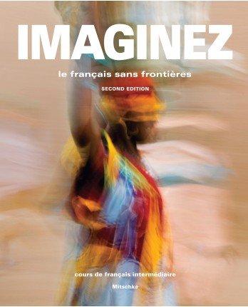 9781605768793: Imaginez: Le Francais Sans Frontieres