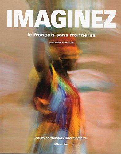 9781605769424: Imaginez: Le Francais Sans Frontieres (2nd edition, 2012) Film Collection DVD (Film Collection DVD)