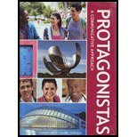 9781605769776: Protagonistas A Communicative Approach