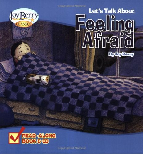9781605772011: Let's Talk About Feeling Afraid Book and CD