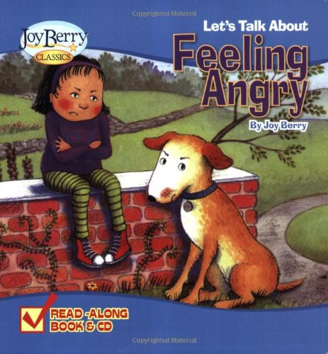 9781605772080: Let's Talk About Feeling Angry Book and CD