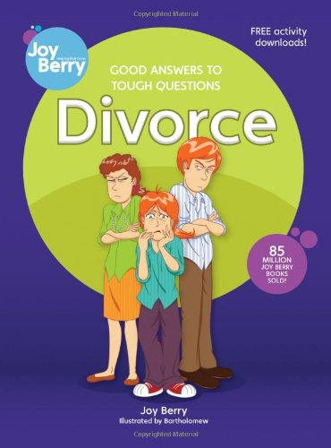 9781605775098: Good Answers to Tough Questions Divorce
