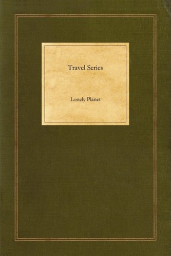 Travel Series (9781605789842) by Lonely Planet