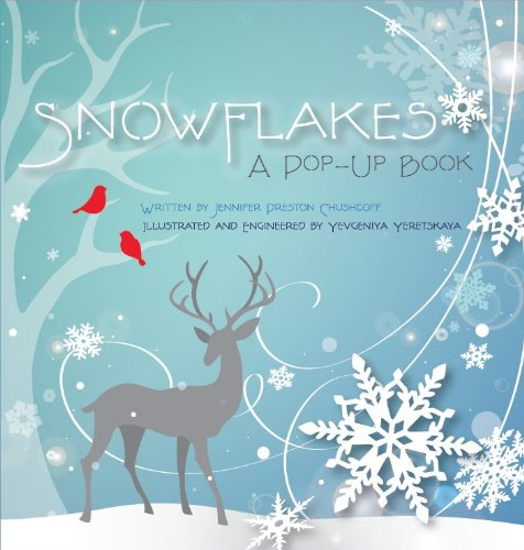 9781605805634: Snowflakes: A Pop-Up Book