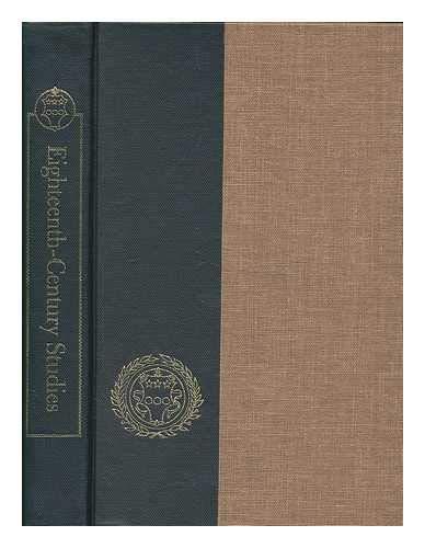 9781605830001: Eighteenth-Century Studies: In Honor of Donald F. Hyde