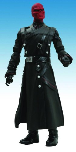 Marvel Select Captain America The First Avenger: Red Skull Action Figure