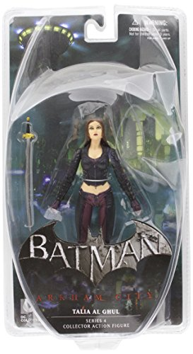 9781605843278: Batman Arkham City Series 4 Talia Al Ghul Action Figure