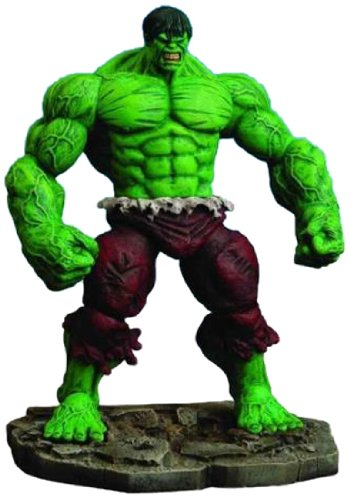 9781605843407: Marvel Select Incredible Hulk Action Figure