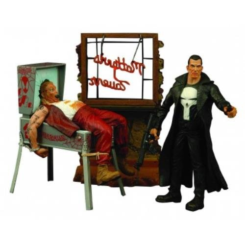 9781605843421: Marvel Select the Punisher Action Figure