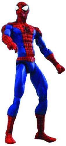 9781605843452: Marvel Select Spider-Man Action Figure