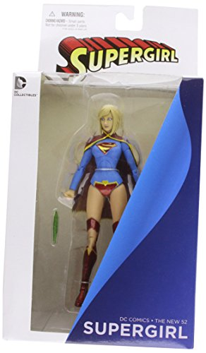 9781605845234: DC New 52 Supergirl Action Figure (Dc Comics the New 52)