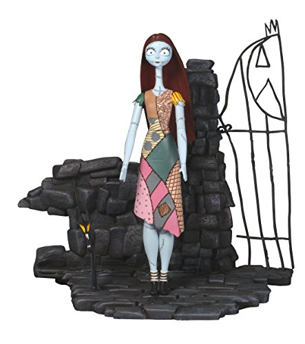 Nightmare Before Christmas Sally Select Action Figure
