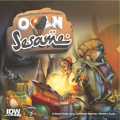 Open Sesame Card Game