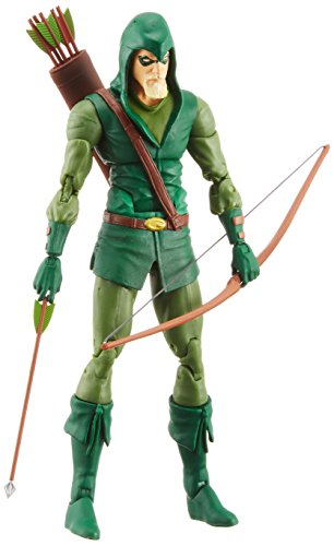 9781605846590: Dc Icons Green Arrow Longbow Hunters Action Figure