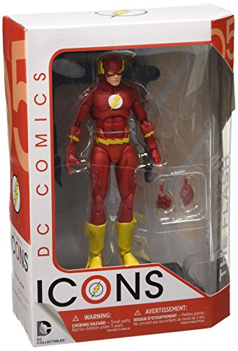 9781605846613: Dc Icons Flash Chain Lightning Action Figure