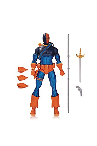 9781605848563: Dc Icons Deathstroke Action Figure
