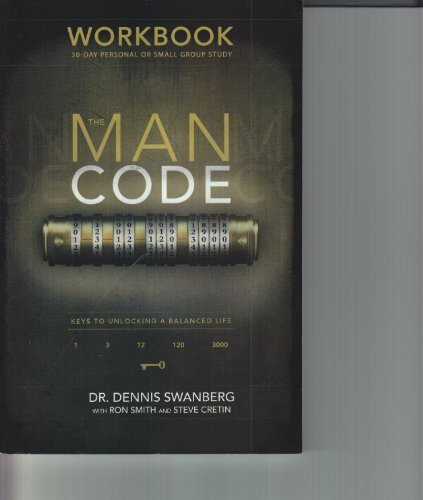 9781605870618: The Man Code Workbook (30-Day Personal or Small Group Study)