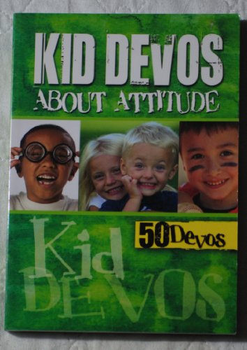 Kid Devos About Attitude: n/a