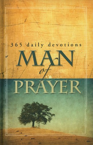 9781605871622: Man of Prayer: 365 Daily Devotions