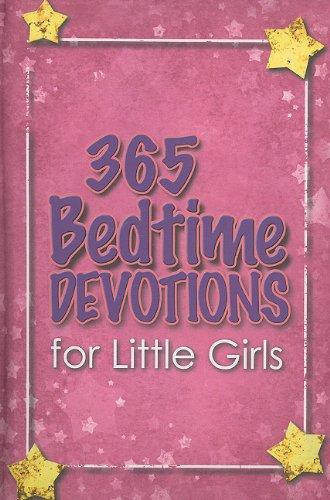 9781605872346: 365 Bedtime Devotions for Little Girls