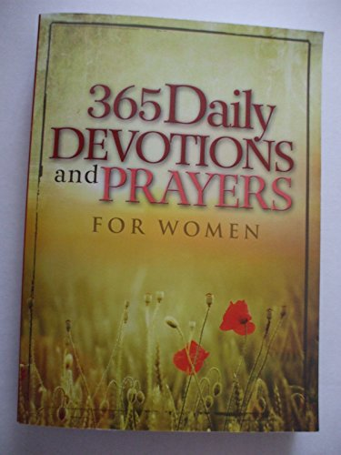 9781605873367: 365 Daily Devotions and Prayers for Women