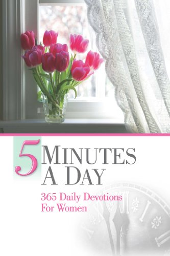 9781605874456: 5 Minutes A Day: 365 Daily Devotions for Women