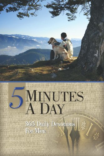5 Minutes a Day: 365 Daily Devotions for Men: Freeman-Smith